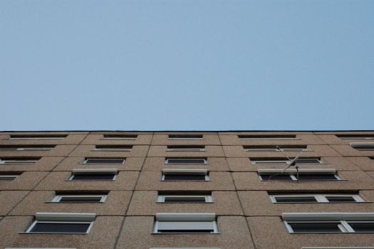 Grey windows by Wilber