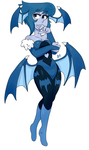 Lapis Succubus by AngeliccMadness