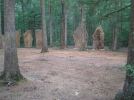 Standing Stones 4 by steward