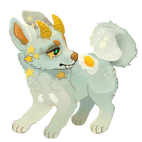 hello yes i am the eggpuppy by canned-eggs