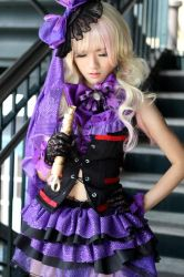 Macross Frontier Sheryl Nome Cosplay by Lycorisa