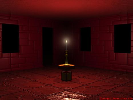 Red Room by ShaqueNova