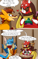 Tomato's Pouch Party! by Nestly