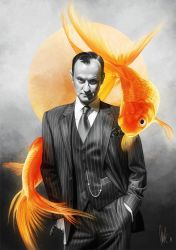 Goldfish by tillieke