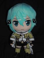 Sinon Plush by HannahDoma