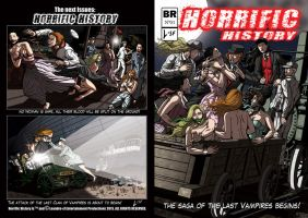 Commission Horrifc History the Color Version by leandro-sf