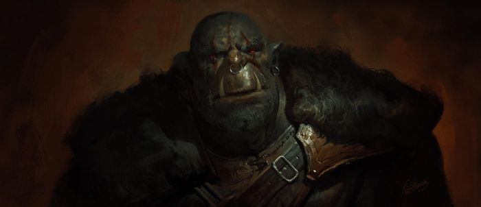 Orc Veteran by 88grzes