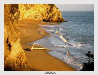 Plage Grand Traict by Christelle
