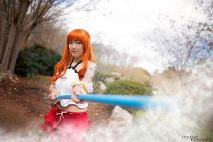 Nami Mink Arc, Fog Tempo, One Piece Cosplay by firecloak
