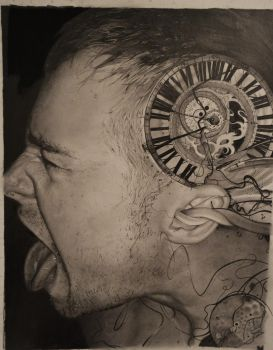 Astrolabe - Graphite by AaronFrick