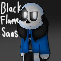 Black Flame Sans by cjc728