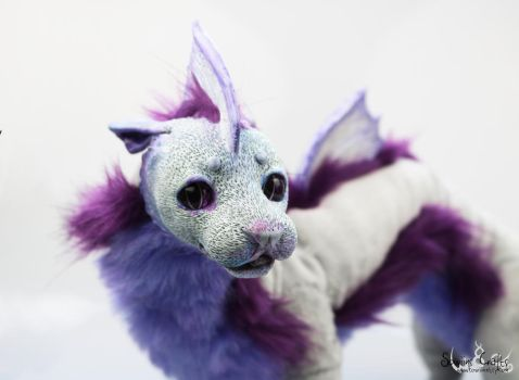 Sanuik the Sea Puppy Poseable Art Doll SOLD ... by Sovriin