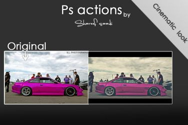 photoshop actions - 10 by Honestheart26