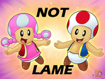 Not Lame by HG-The-Hamster