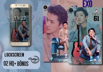 EXO_CHANYEOL X SEHUN_ we young #LOCKSCREEN by YUYO8812
