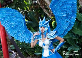 AX17 - Armored Articuno by BlizzardTerrak