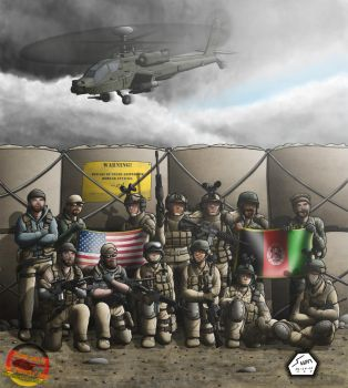 Doom on you Mr. Taliban by Panzerfire