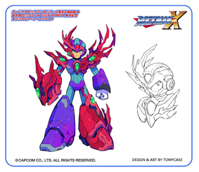 X Armor Contest : Gem Powered Armor by Tomycase