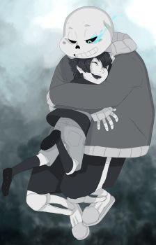 Hugging Sans by FruitConflate