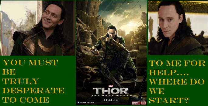 Thor 2 Wallpaper by Bella-Sophie817