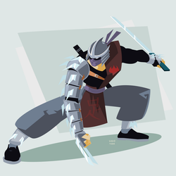 TMNT Shredder by ugoyak