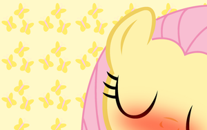 Be My Special Some pony Fluttershy WP by AliceHumanSacrifice0