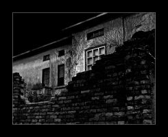 behind the wall... 1 by buio