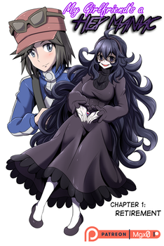 My Girlfriend's a Hex Maniac - Chapter 1 Cover by Mgx0