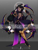 [Adopts] RingBlade I || USD| Auc | closed by skele-tea