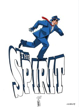 theSPIRIT by Chris Sprouse by mattcrap