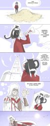 Ezio and the leap of...fail. by Kibbitzer