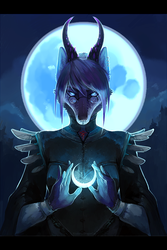 .: Moon Master :. by JuliaTheDragonCat