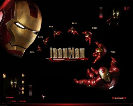 Iron Man 2 by scubabliss