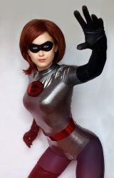 Elastigirl by JokerLolibel