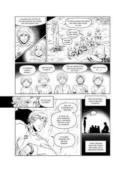 Two Worlds Page 10 by shatteredglasscomic