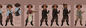 OUTFIT REF :: ADDY by SlackWater