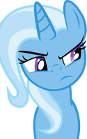 Trixie isn't sure if you are serious by JoToast