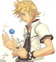 Roxas from KH2 by tsubibo