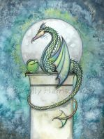 The Green Dragon by mollyh