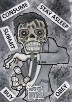 They Live - Ghoul by 10th-letter
