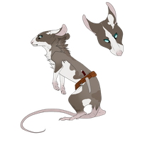 Oh rats by Clockhound