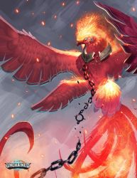 Gods Unchained - First Phoenix by Dragolisco