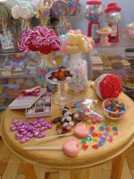 Littlest Sweet Shop home of Valentine's Day candy by LittlestSweetShop