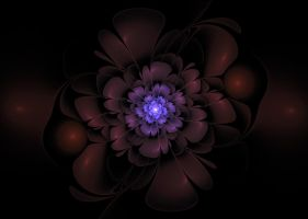 Flower of Darkness by eReSaW