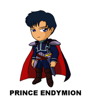 #101: Prince Endymion by TinySailorMoon