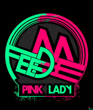 Feed Me - Pink Lady by CrazehPivotKid