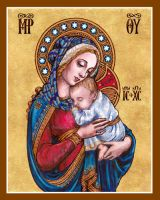 Mater Amabilis - Mother Most Loveable by Theophilia