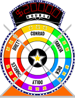 Star Wheel #5 $20,000 by mrentertainment