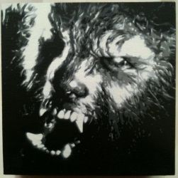 The Wolfman. 2011. by 25-o-1
