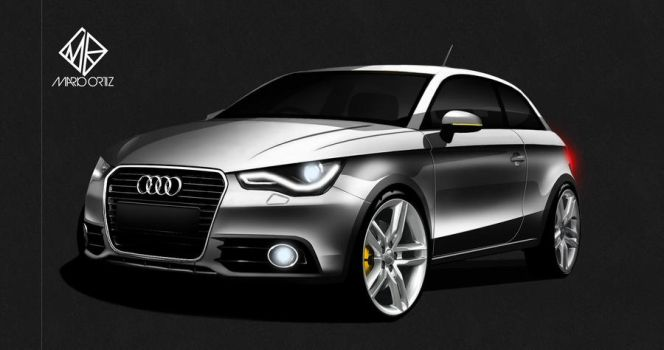 Audi A1 by MurdockDesign